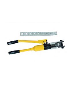 Alicate hidráulico CRIMPAGEM TERMINAIS / EMENDAS / LUVAS tubulares de 16 a 240 mm2 RLH-240