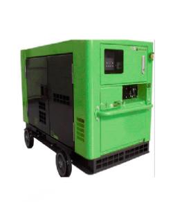 Gerador 12kva Trifásico Silenciado Diesel com QTA Nardini