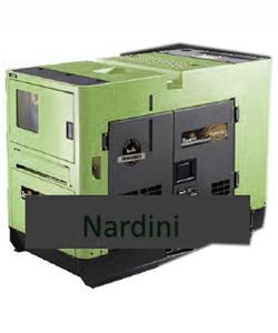 Gerador 20 KVA a Diesel - SUPER SILENCIOSO - Nardini