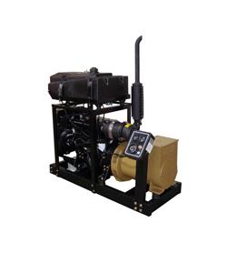 Gerador 25kva Trifásico ou Monofasico Diesel Nardini c/ QTA