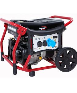 Gerador Energia à Gasolina Powermate 10 KVA - WX 10000 PARTIDA ELÉTRICA