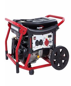 Gerador Energia à Gasolina Powermate WX 8200 8.2 MONOFÁSICO PARTIDA ELÉTRICA