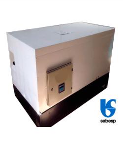 Grupo Gerador de Energia 15 KVA Silenciado a Diesel com Quadro de Transferência Automático Nardini