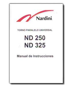 Manual de Torno ND250 ND325 - Espanhol