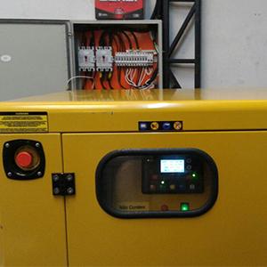 Instalação de Geradores de Energia